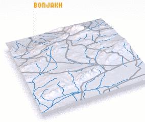 3d view of Bonjakh