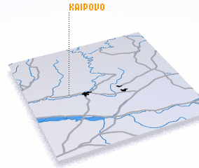 3d view of Kaipovo