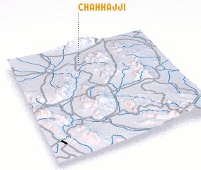 3d view of Chāh Ḩājjī