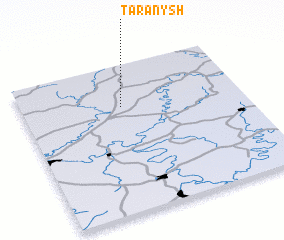 3d view of Taranysh