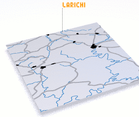 3d view of Larichi