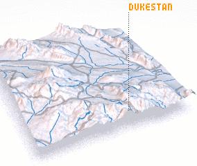 3d view of Dūkestān