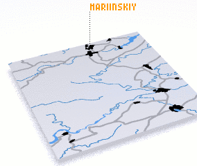 3d view of Mariinskiy