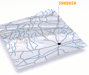 3d view of Shabāsh
