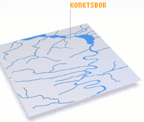 3d view of Konetsbor