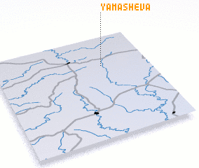 3d view of Yamasheva