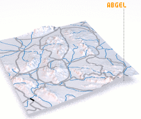 3d view of Āb Gel