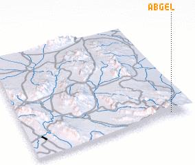 3d view of Āb Gel