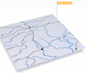 3d view of Baimovo