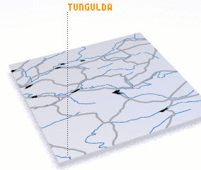3d view of Tungul\