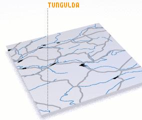 3d view of Tungul\