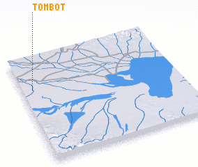 3d view of Tombot