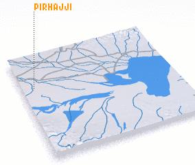 3d view of Pīr Ḩājjī