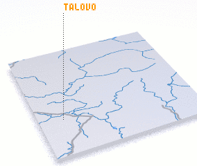 3d view of Talovo