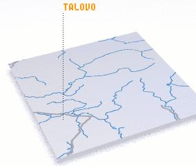 3d view of Talovo