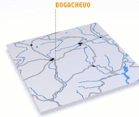 3d view of Bogachëvo