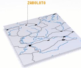 3d view of Zaboloto