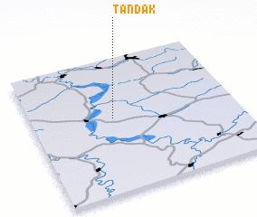 3d view of Tandak