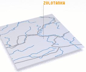 3d view of Zolotanka