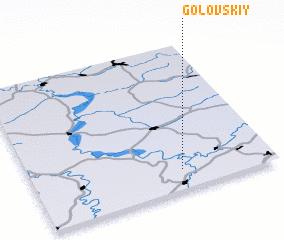 3d view of Golovskiy