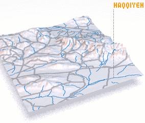 3d view of Ḩaqqīyeh