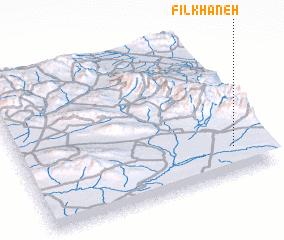 3d view of Fīlkhāneh
