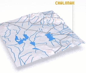 3d view of Chalūnak