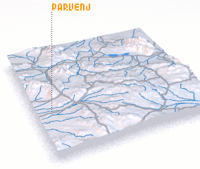 3d view of Parvenj