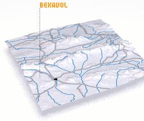 3d view of Bekāvol
