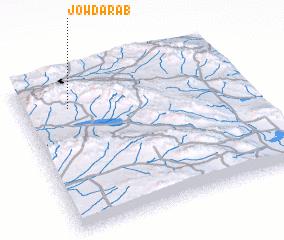 3d view of Jow Darāb