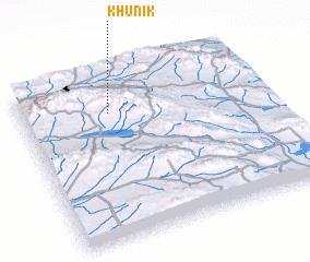 3d view of Khūnīk