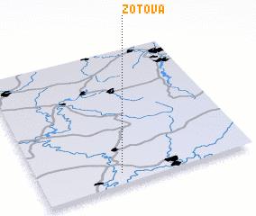 3d view of Zotova