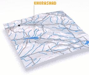 3d view of Khorāshād