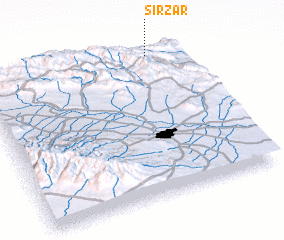 3d view of Sirzar