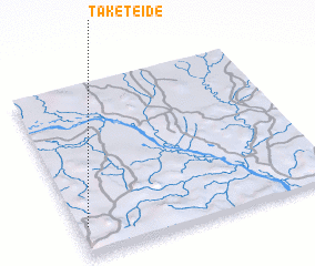 3d view of Takete Ide