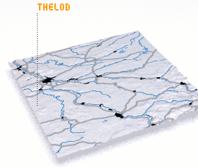 3d view of Thelod