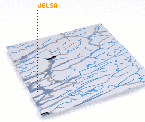 3d view of Jelsa