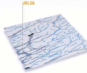 3d view of Jelsa