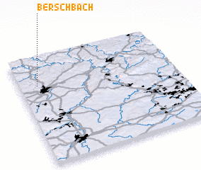 3d view of Berschbach