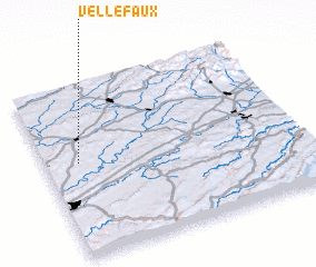 3d view of Vellefaux