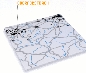 3d view of Oberforstbach