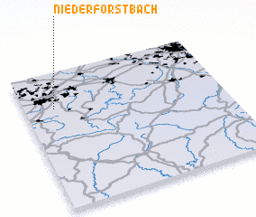 3d view of Niederforstbach