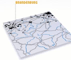 3d view of Brandenburg