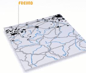 3d view of Freund