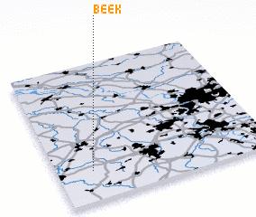 3d view of Beek
