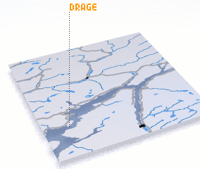 3d view of Drage