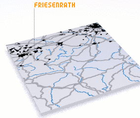 3d view of Friesenrath