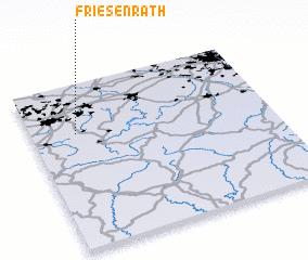 3d view of Friesenrath