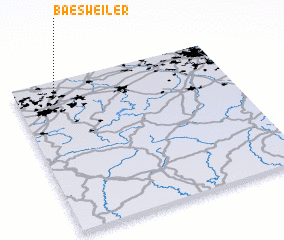 3d view of Baesweiler
