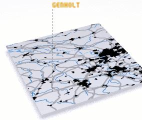 3d view of Genholt